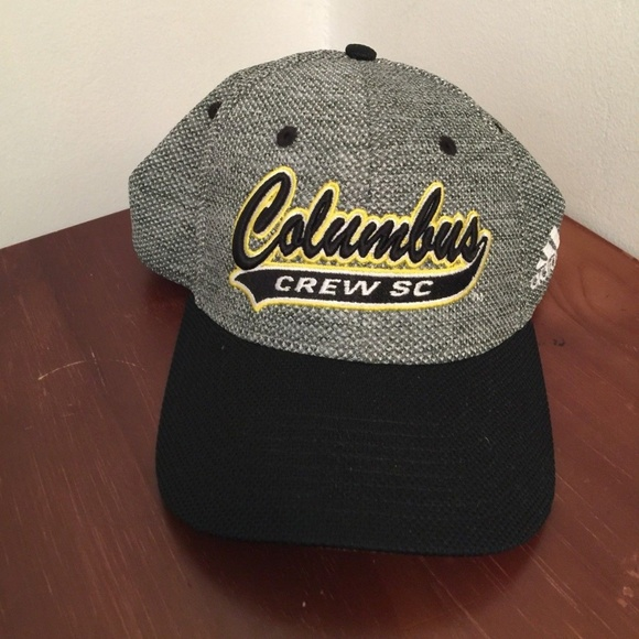 adidas Other - Adidas Columbus Crew SC Fitted Hat Size S M 836e3c6fcf91